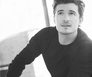 orlando bloom, actor, and sexy image