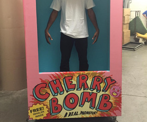 cherry bomb and tyler the creator image