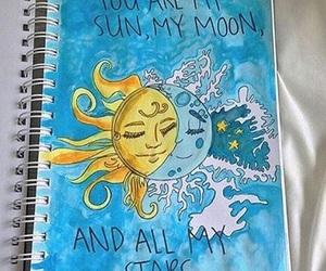 sun, moon, and stars image