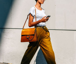 milan fashion week, ready-to-wear, and street style image