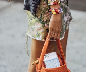 New York Fashion Week, photography, and street style image