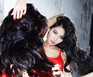 hyuna, 4minute, and kpop image