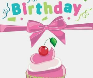 cupcake and b-day image