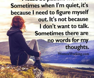 patient, quote, and talk image