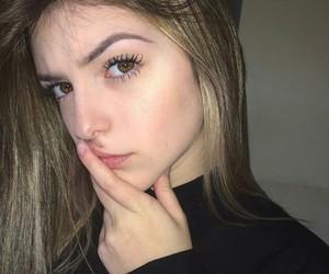 icon, sad girl, and tumblr image