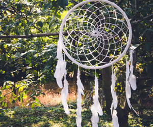 Dream, dreamcatcher, and etsy image