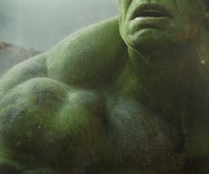 Hulk, Marvel, and bruce banner image