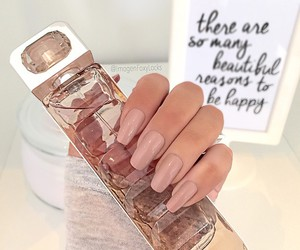 nails and perfume image