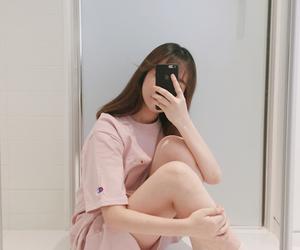asian girl, kawaii, and korean girls image