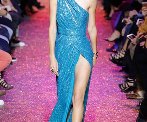 collection, elie saab, and fashion image