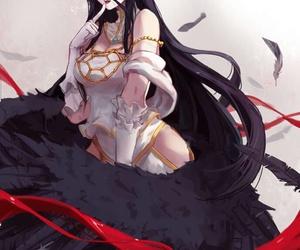 anime, overlord, and anime girl image