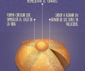 dia de muertos, pan de muerto, and méxico image