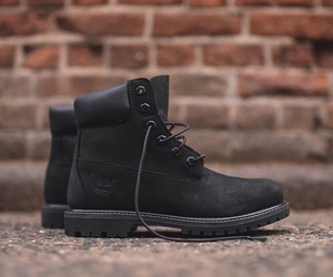 boots, timberland, and sneackers image