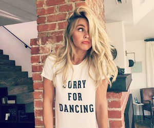 julianne hough and dance image