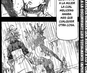 liz, nanatsu no taizai, and muerte image