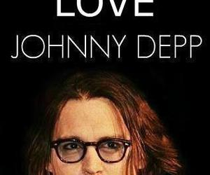 johnny depp and keep calm image