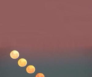 moon, theme, and sky image