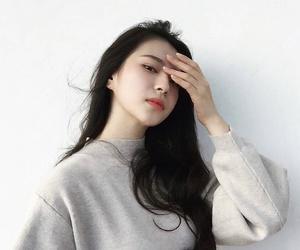 girls, asian, and korean girl image