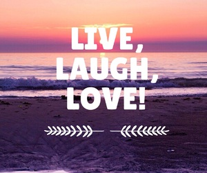 live, ocean, and quote image