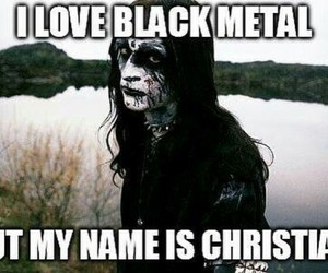 metalhead problems image