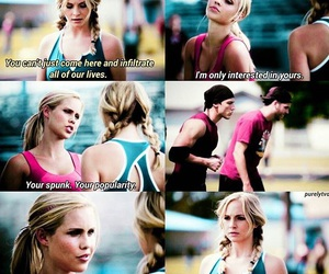 photo, the vampire diaries, and claire holt image