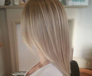 hair and straight image