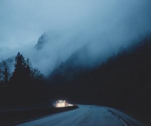 fog, grunge, and hipster image