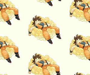 dragonballz, goku, and kakaroto image