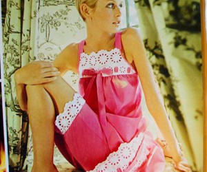 60s, pink, and sixties image