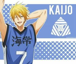anime, kuroko no basket, and kaijo image