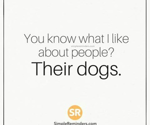 dogs, people, and quotes image