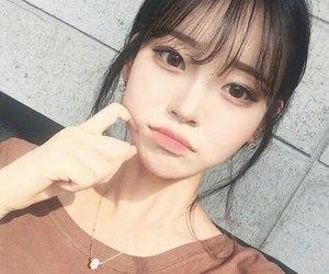 girl, ulzzang, and korean image
