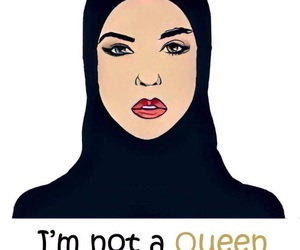 feminist, Queen, and stop image