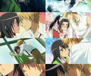 anime, kawaii, and misaki image