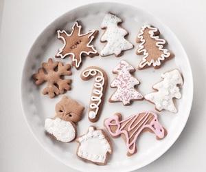 christmas, food, and Cookies image