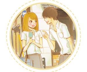 orange and anime image