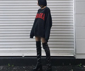 asian, fashion, and korean image