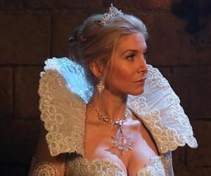 snow queen, ️ouat, and elizabeth mitchell image
