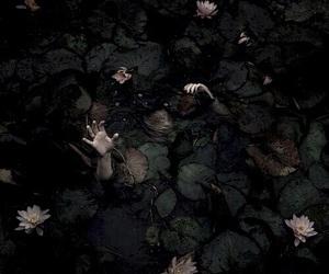 theme, dark, and water image