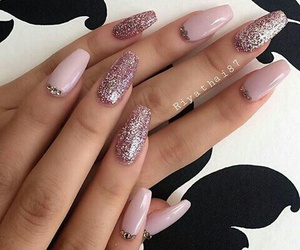 girls, goals, and nails image
