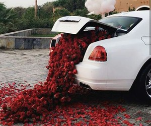 Bentley, fashion, and roses image