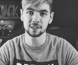 youtube, jacksepticeye, and jackaboy image