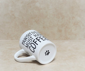 etsy, quote coffee mug, and dog lover gift image