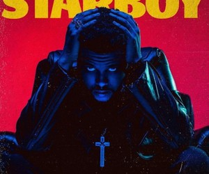 abel, xo, and starboy image