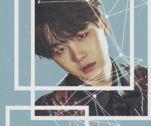 bts, suga, and wallpaper image