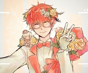 mystic messenger and luciel choi image