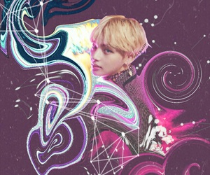 edit, jin, and v image