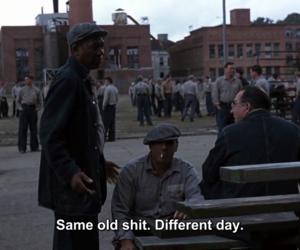 morgan freeman, movie, and quotes image