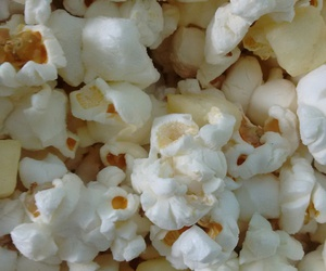 aesthetic, food, and popcorn image