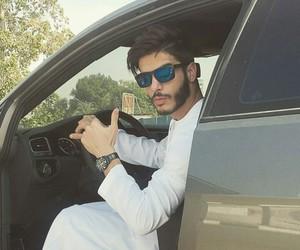 arab, beard, and men image
